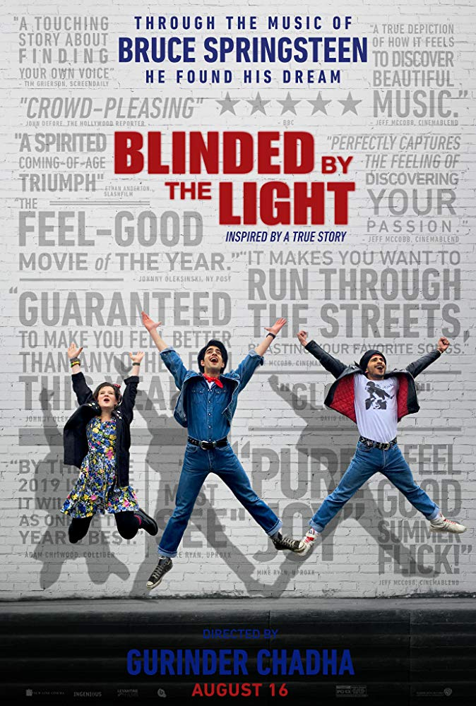 Blinded by the Light 2019 [BluRay] [1080p] YIFY