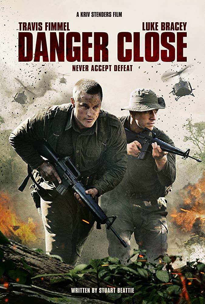 Danger Close 2019 HDRip AC3 x264-CMRG