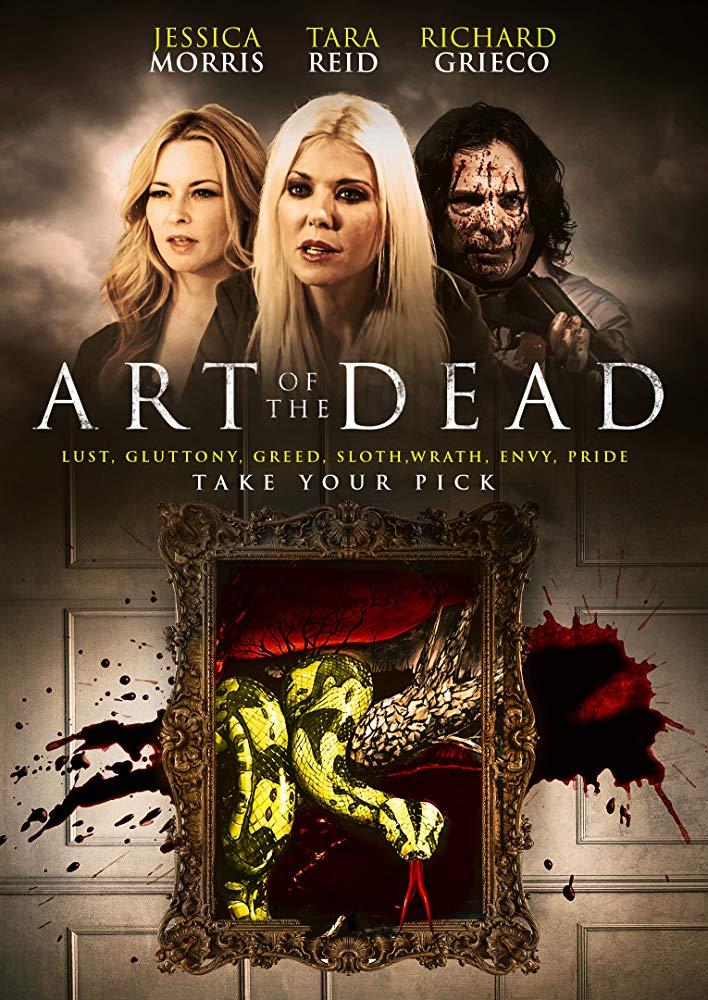 Art Of The Dead 2019 HDRip AC3 x264-CMRG