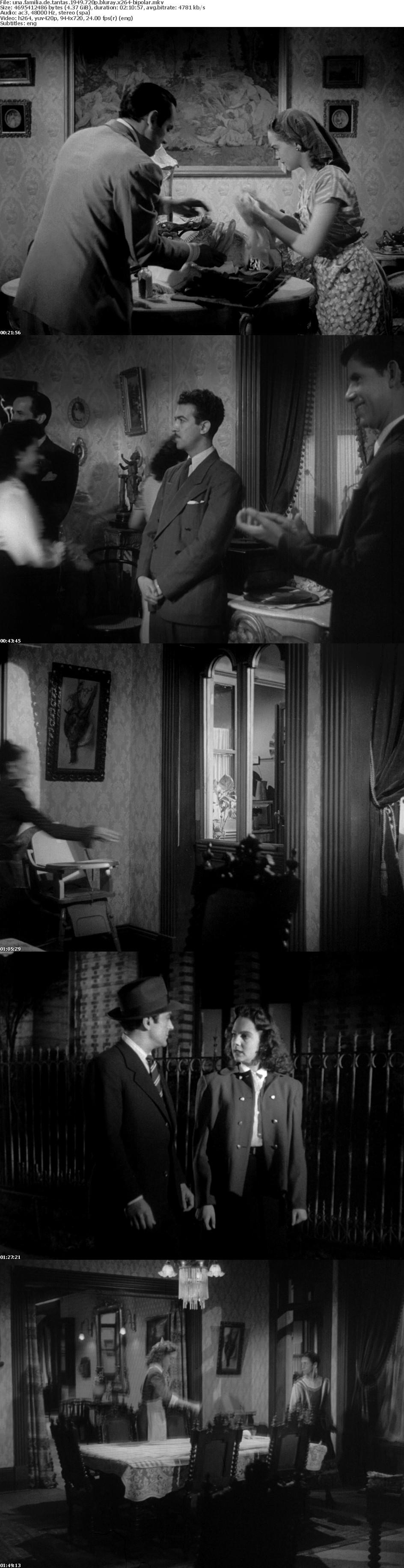 Una Familia de Tantas 1949 720p BluRay x264-BiPOLAR
