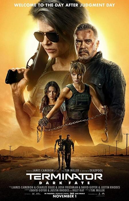 Terminator Dark Fate (2019) 720p V2 CAM H264 AC3 NO ADS Will1869