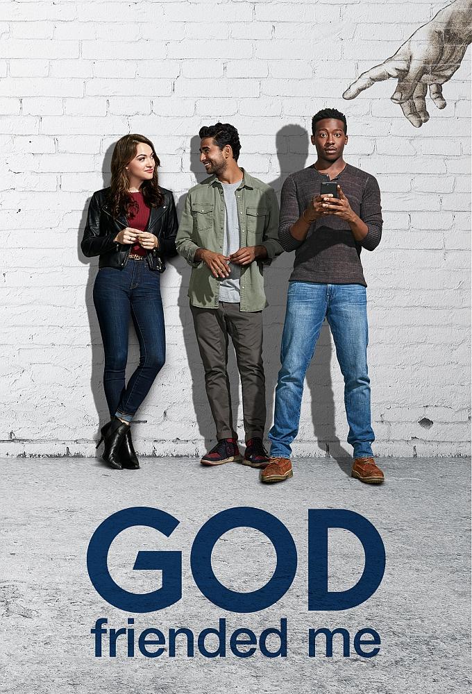 God Friended Me S02E08 The Last Grenelle 1080p AMZN WEB-DL DDP5 1 H 264-NTb