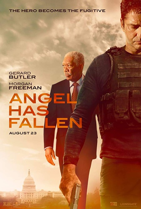 Angel Has Fallen (2019) (1080p AMZN Webrip x265.10bit EAC3 5.1    Goki)