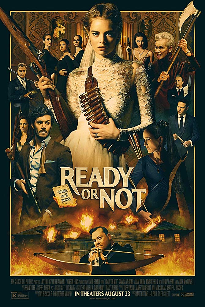 Ready or Not 2019 BRRip XviD B4ND1T69