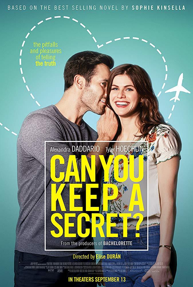 Can You Keep a Secret 2019 COMPLETE DVDR-JFKDVD