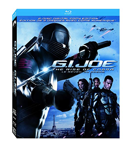 G.I. Joe The Rise Of Cobra (2009) 720p BRRip x264 Dual Audio Eng Hindi-9XM