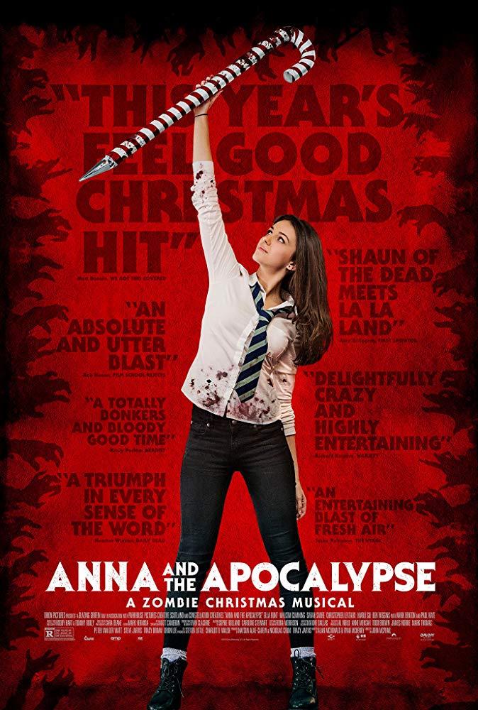 Anna and The Apocalypse 2017 THEATRICAL 1080p BluRay x264-PSYCHD