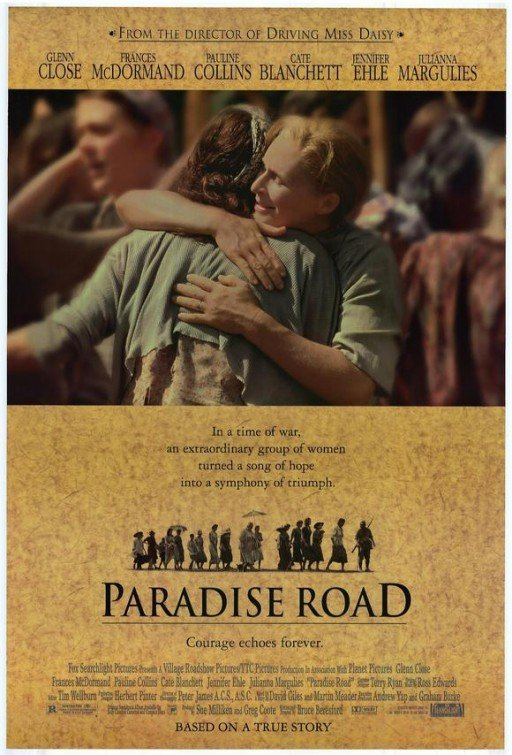 Paradise Road 1997 WEBRip XviD MP3-XVID