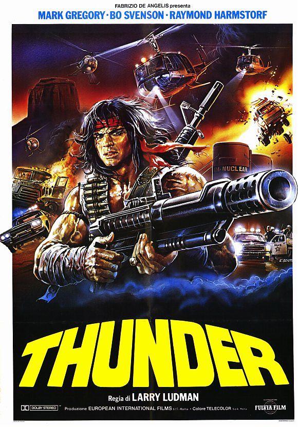Thunder 1983 Dvdrip X264
