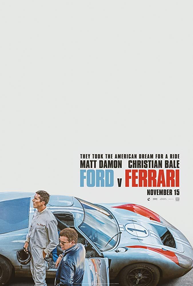 Ford V Ferrari 2019 1080P DVDScr X264 AC3 SHQ Hive-CM8[TGx]