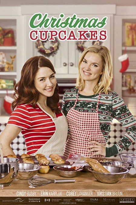 Christmas Cupcakes 2018 720p WEB-DL H264 5 1 BONE