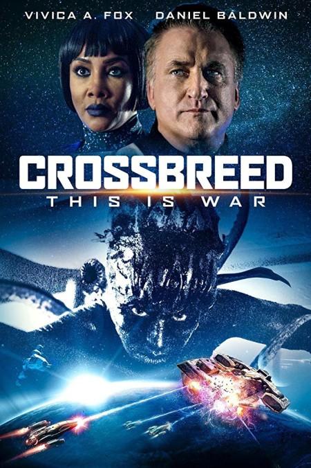 Crossbreed (2019) 720p WEBRip 800MB x264-GalaxyRG