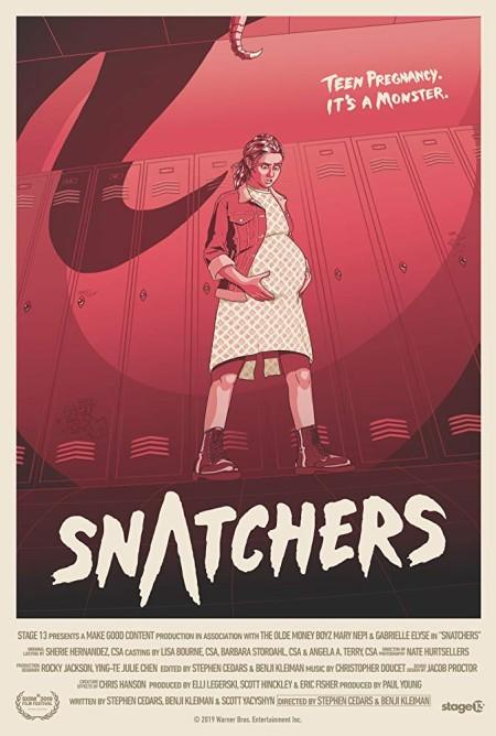 Snatchers (2019) 1080p WEB-DL H264 AC3-EVO