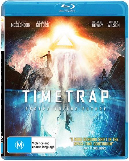 Time Trap (2017) 720p BluRay x264 Dual Audio English Hindi ESubs-DLW