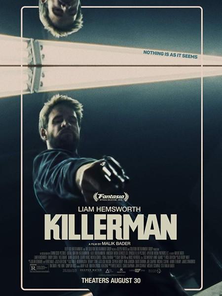 Killerman (2019) 1080p BluRay 1400MB DD5.1 x264-GalaxyRG