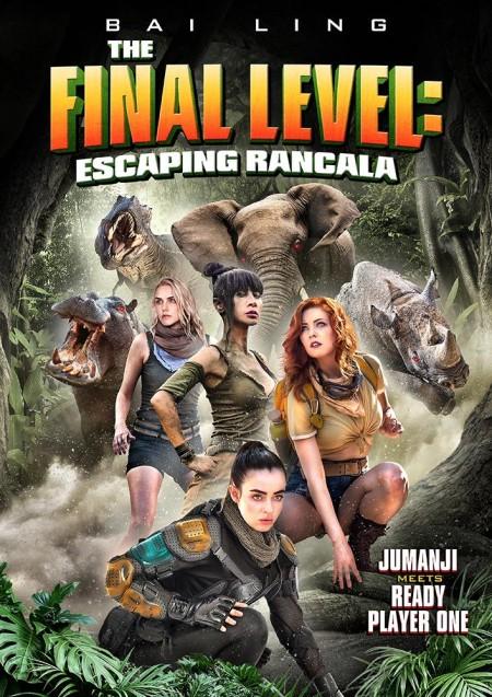 The Final Level Escaping Rancala (2019) 720p WEBRip 800MB x264-GalaxyRG