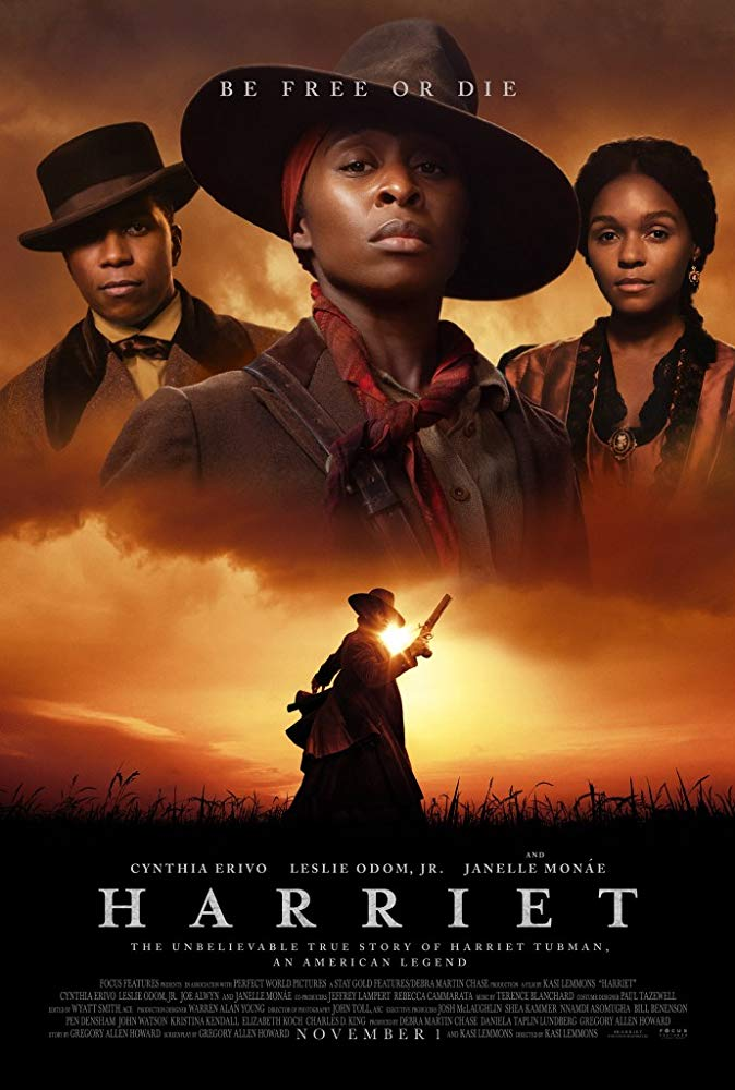 Harriet 2019 [BluRay] [720p] YIFY