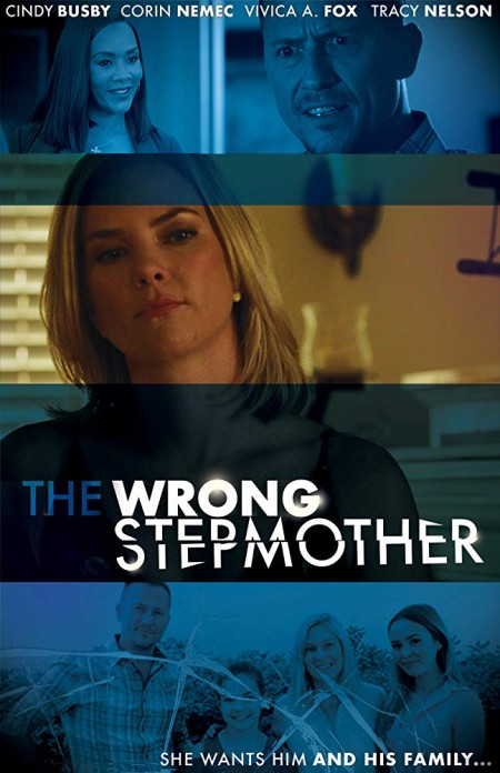 The Wrong Stepmother (2019) 720p AMZN WEBRip 800MB x264-GalaxyRG