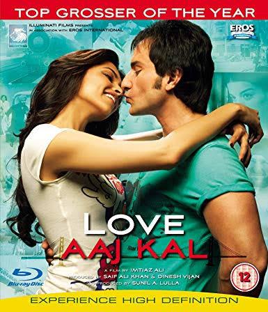 Love Aaj Kal (2009) Hindi 720p BluRay x264 ESubs  DLW