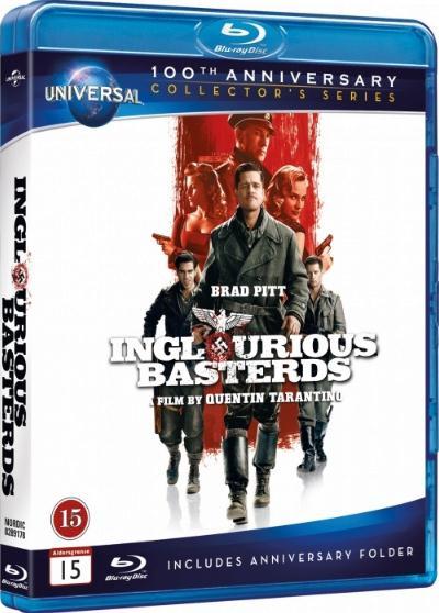 Inglourious Basterds (2009) 720p BluRay x264 Dual Audio English Hindi  DLW