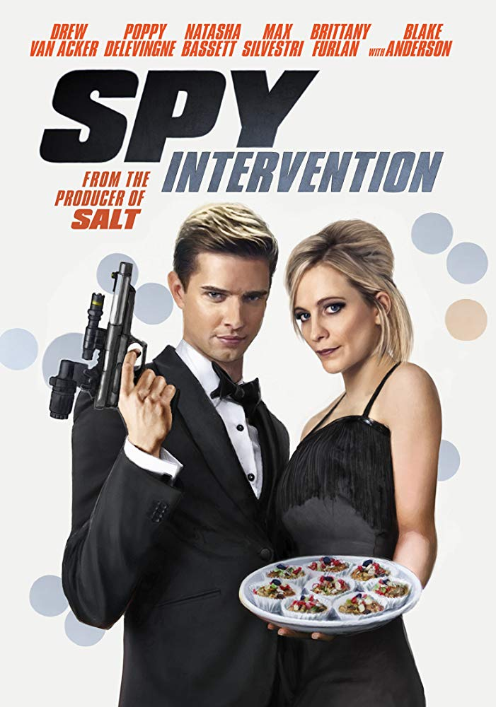 Spy Intervention 2020 HDRip XviD AC3-EVO