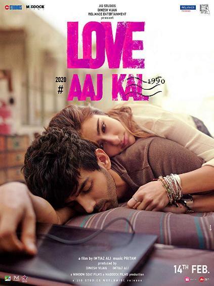 Love Aaj Kal (2020) Hindi 480p PreCAM x264 AAC 700MB-CV