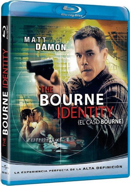 The Bourne Identity (2002) 720p BluRay x264 Dual Audio Hindi DD5.1 English DD5.1 ...