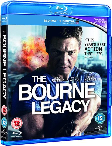 The Bourne Legacy (2012) 720p BluRay x264 Dual Audio Hindi DD5.1 English DD5.1 ES...