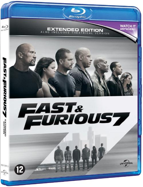 Furious Seven (2015) 1080p BluRay x264-YIFY
