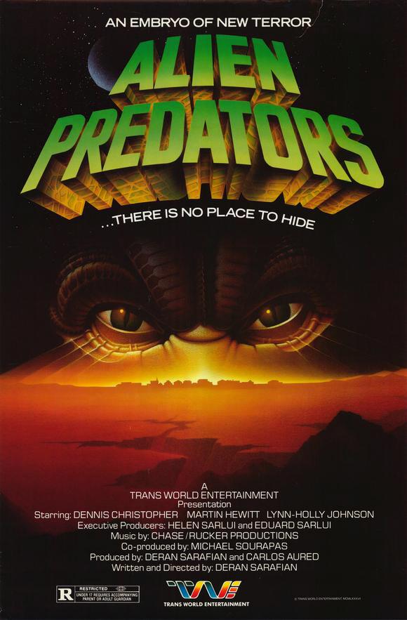 Alien Predator (2018) [720p] [BluRay] [YTS MX]