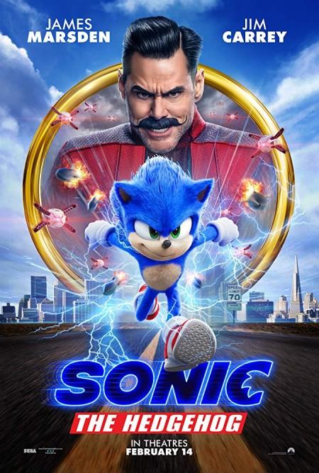 Sonic the Hedgehog (2020) HDRip x264-English YG