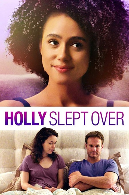 Holly Slept Over (2020) HDRip AC3 x264-CMRG