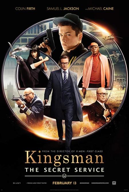 Kingsman: The Secret Service (2014) 1080p BRRip x264 AAC-DSD
