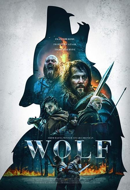 Wolf (2019) HDRip AC3 x264  CMRG