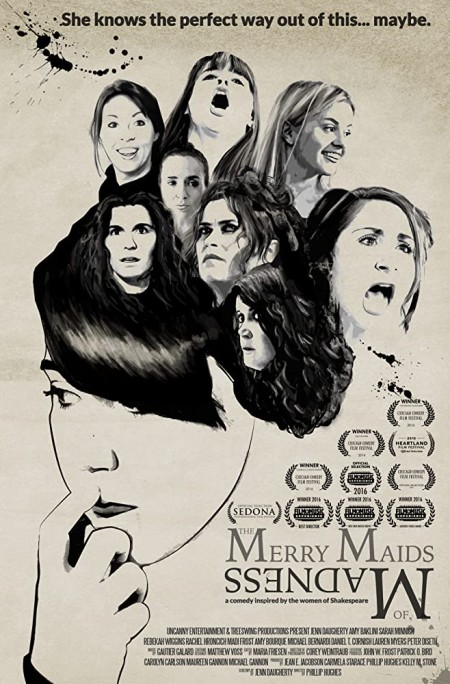 The Merry Maids of Madness (2016) 720p WEB-DL (DDP 2 0) X264 Solar