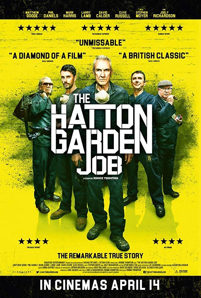 The Hatton Garden Job (2017) [720p] [BluRay] [YTS MX]