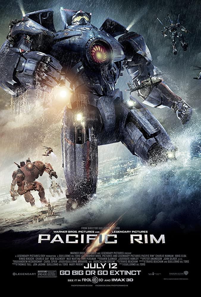 Pacific Rim 2013 1080p BluRay x265-RARBG