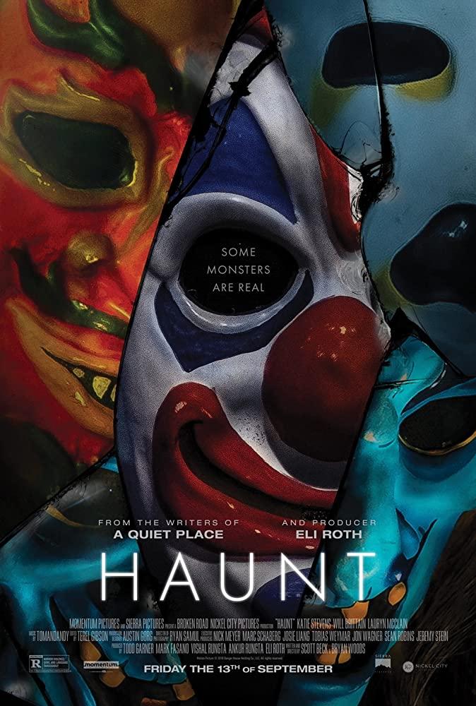Haunt 2019 720p BluRay x264-GETiT