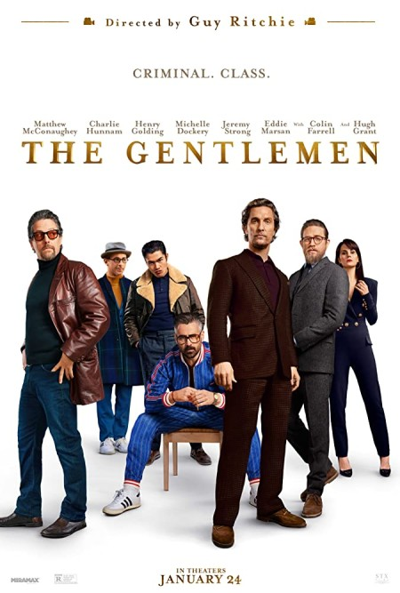 The Gentlemen 2020 720p WEBRip 800MB x264-GalaxyRG