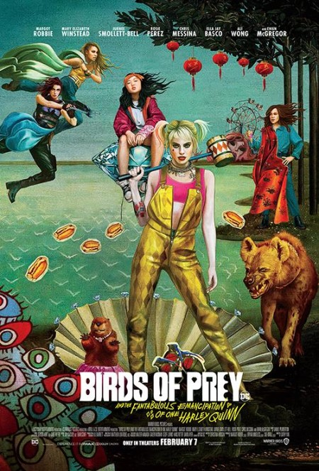 Birds of Prey 2020 Dual YG