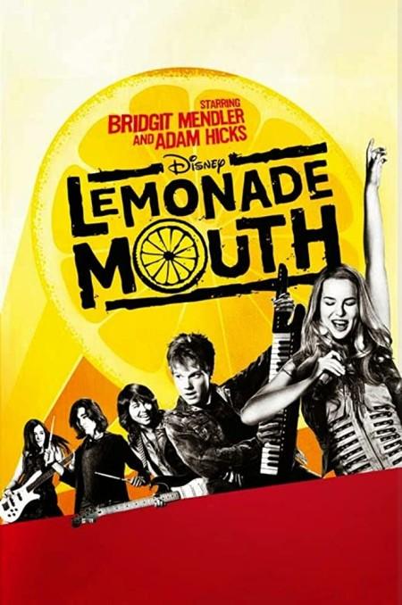 Lemonade Mouth (2011) Disney (DCOM#86) 720p Webrip X264 Solar