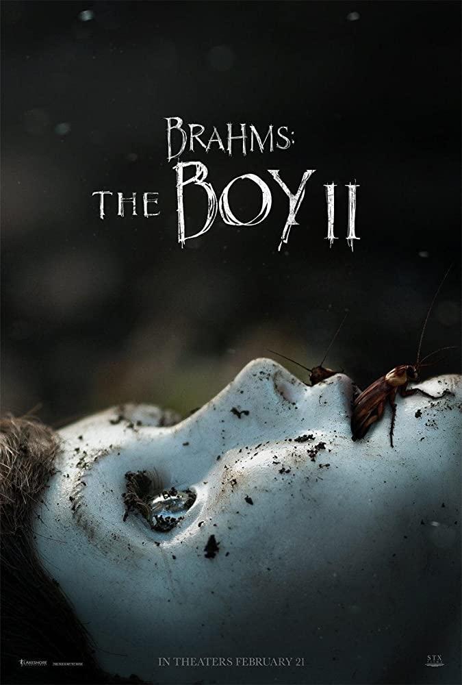 Brahms The Boy II 2020 720p WEB-DL XviD AC3-FGT