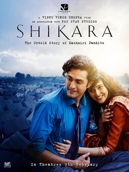 Shikara 2020 Hindi 1080p AMZN WEBRip x264 DD 5 1 ESubs - LOKiHD - Telly