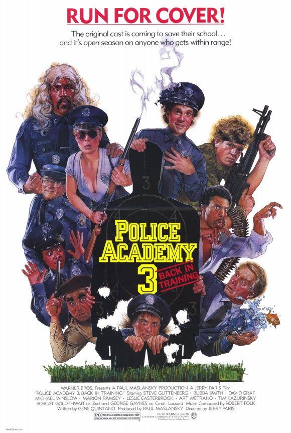 Police Academy 3 Back in Training 1986 1080p BluRay x265-RARBG