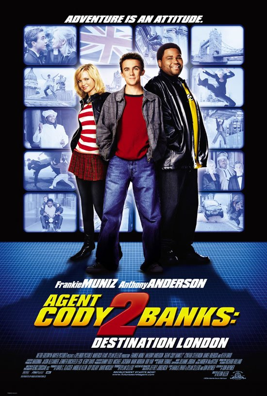 Agent Cody Banks 2 Destination London 2004 [720p] [BluRay] YIFY