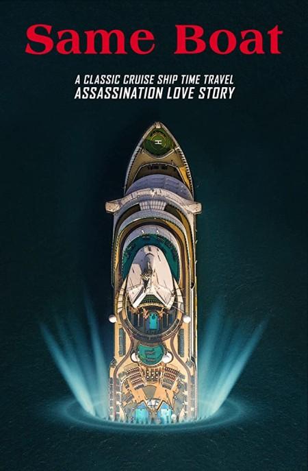 Same Boat (2019) 1080p WEB-DL H264 AC3-EVO