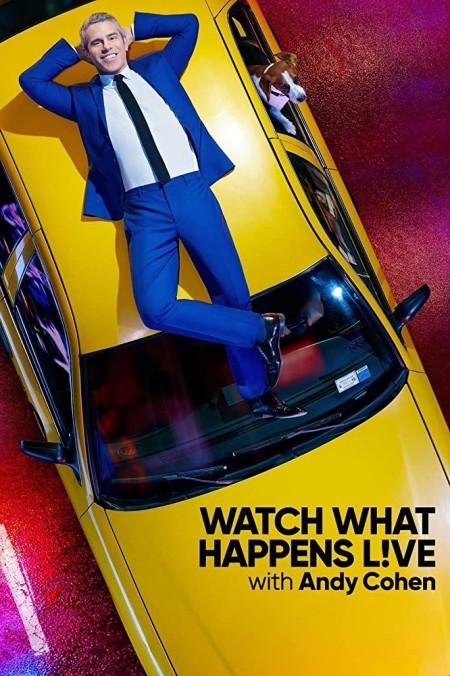 Watch What Happens Live 2020 04 12 Eva Marcille and Kenya Moore 720p WEB x2 ...