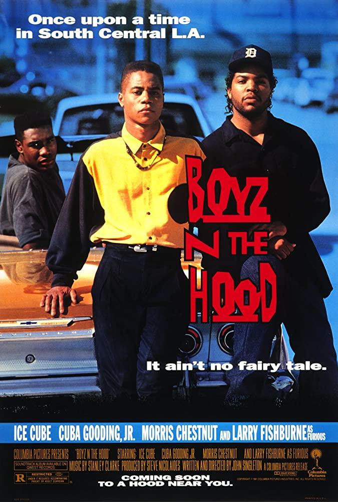 Boyz n the Hood 1991 REMASTERED 1080p BluRay x265-RARBG