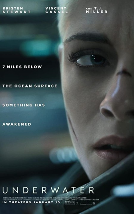 Underwater 2020 720p BluRay Hindi English x264 AAC 5 1 MSubs - LOKiHD - Telly