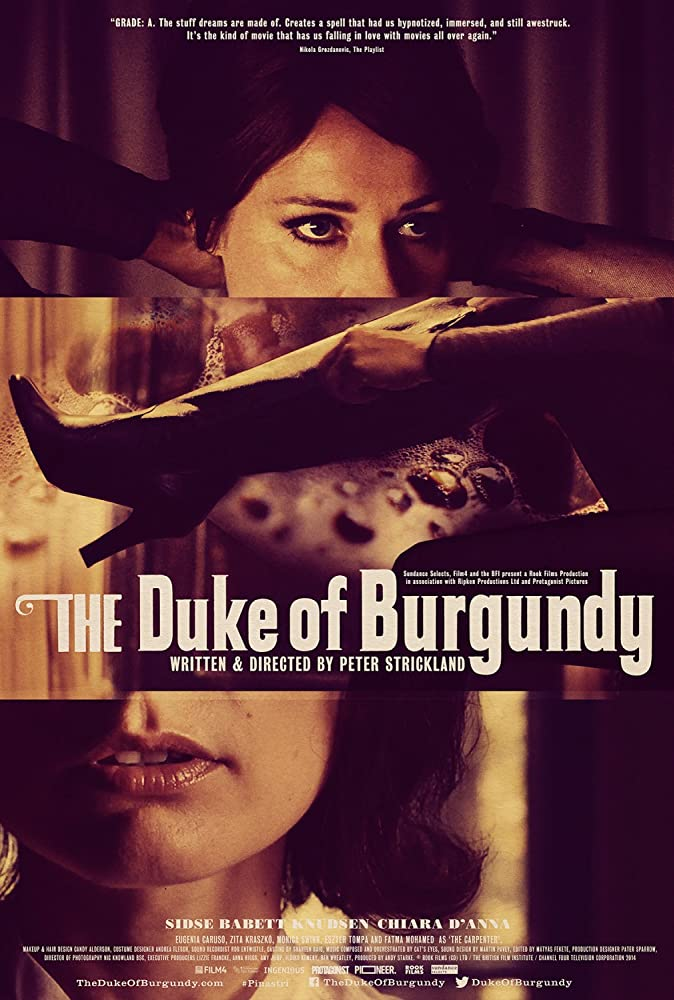 The Duke of Burgundy (2014) [1080p] [BluRay] [YTS MX]
